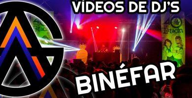 20 AOS DE MSICA de DJ FLOID MAICAS en la Pea Latacin de Binfar Aftermovie by Abdul Grau 2018