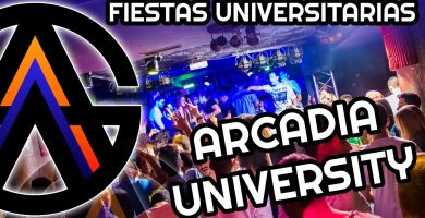 ARCADIA UNIVERSITY en ZARAGOZA Aftermovie by Abdul Grau 2015