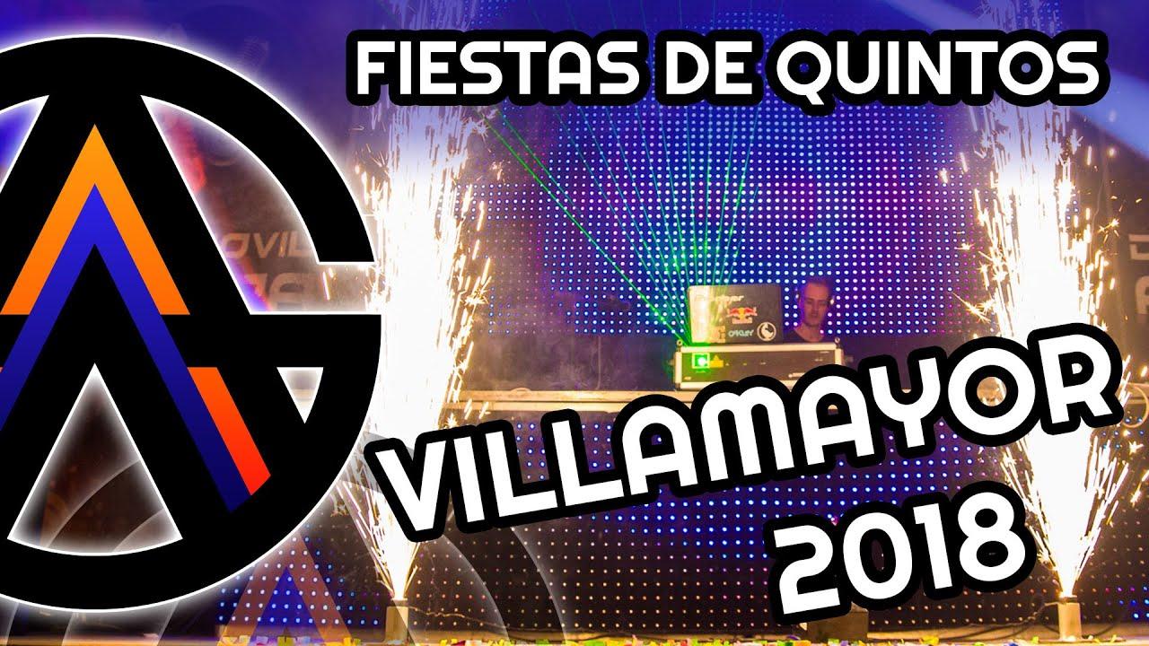 CHOPEROS VILLAMAYOR 2018 Fiestas de quintos Aftermovie by Abdul Grau 2018