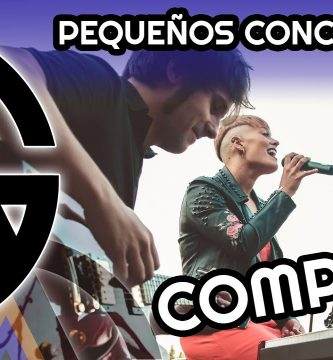 COMPASS Msica en directo Vdeo promocional de grupo musical by Abdul Grau 2020
