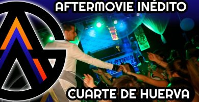 DISCOMVIL con animacin en CUARTE DE HUERVA Aftermovie alternativo by Abdul Grau 2017