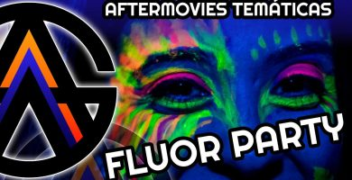 FLUOR PARTY en Discoteca Galaxia de Andorra Teruel Parte 1 de 2 Aftermovie by Abdul Grau2019