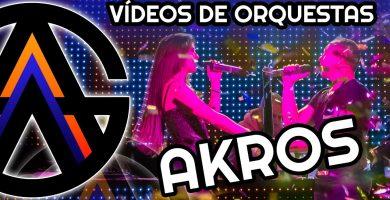 GRUPO AKROS Vdeo promocional Aftermovie en Villamayor Aragn by Abdul Grau 2018