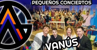 VANS Msica en directo Vdeo promocional de grupo musical by Abdul Grau 2020