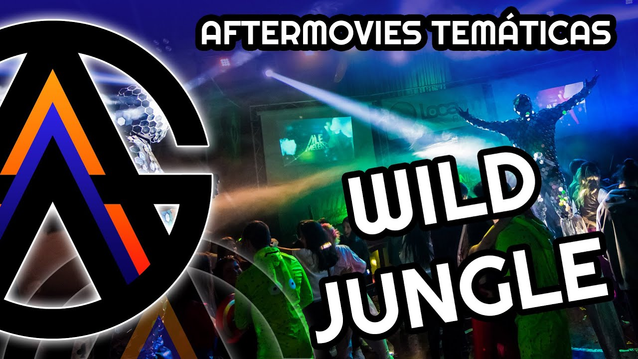 WILD JUNGLE en Gurrea de Gllego Huesca Aftermovie by Abdul Grau 2019