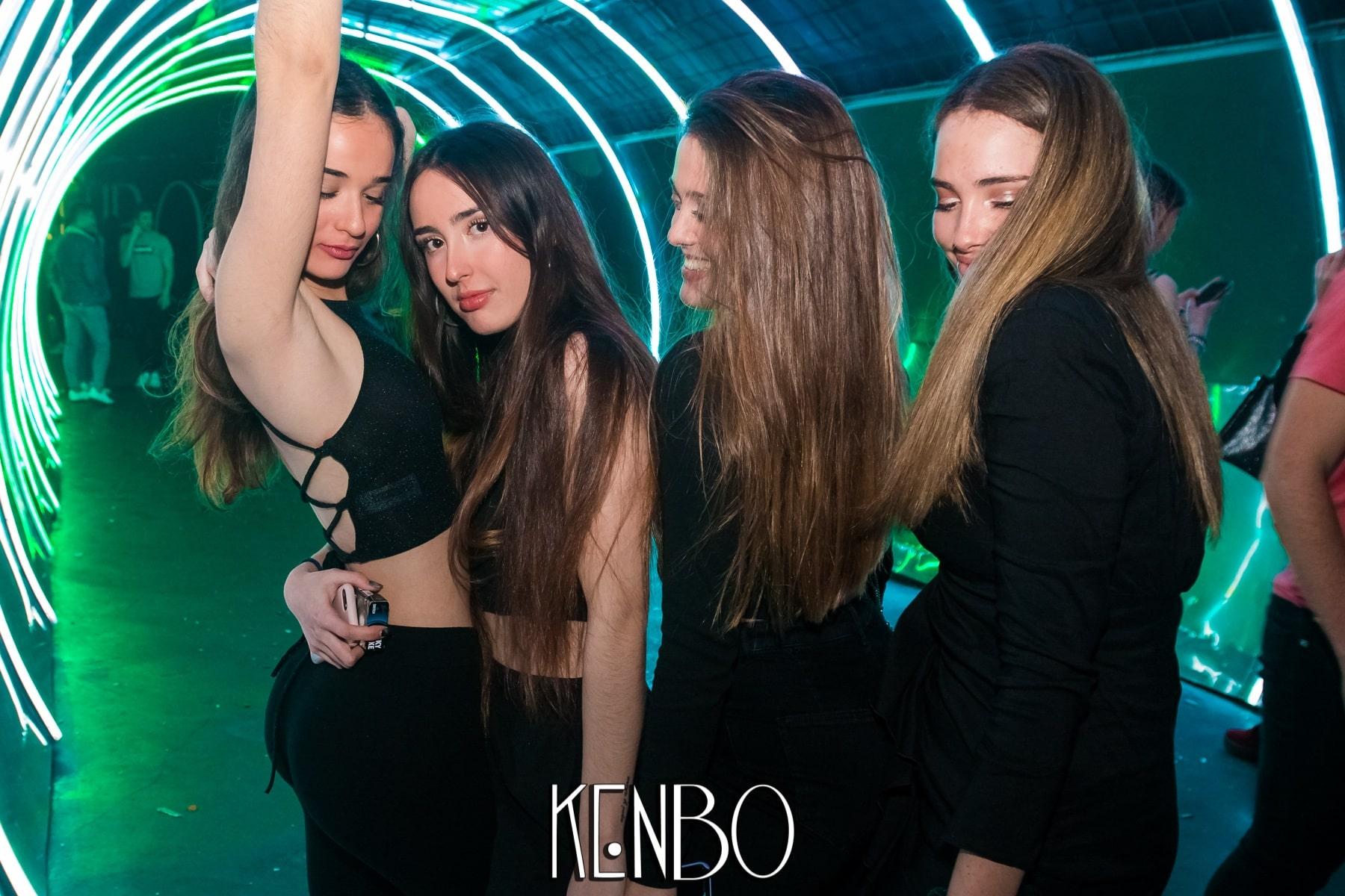fotos kenbo zaragoza jueves 28 de febrero de 2020