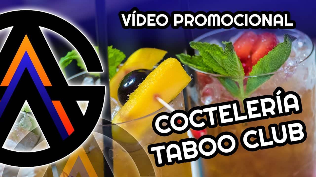 COCTELERA PREMIUM en Taboo Club Zaragoza