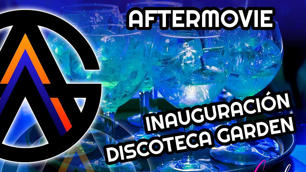 TARDEO EN ZARAGOZA Aftermovie de inauguracin de Garden Restaurante y Discoteca
